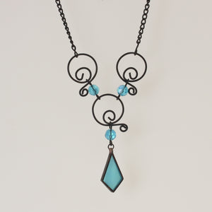 Hejtmanek - Necklace Baby Blue