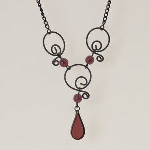 Hejtmanek - Necklace Amethyst