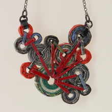 Load image into Gallery viewer, Pereira - Necklace Red-Green