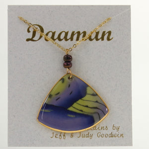 Goodwin - Necklace Cobalt-Green