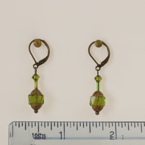 Dolan & Fuller - Earrings Green