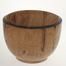 Load image into Gallery viewer, Duell - Turned Hackberry Bowl Natural Hackberry