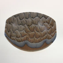Load image into Gallery viewer, Siegele & Haley - Bowl Brown-Blue