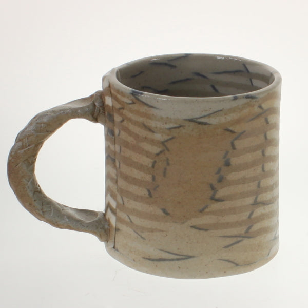 Siegele & Haley - Mug Brown-Blue