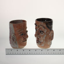 Load image into Gallery viewer, Lorenzen - Set Of Face Mugs Earthenware