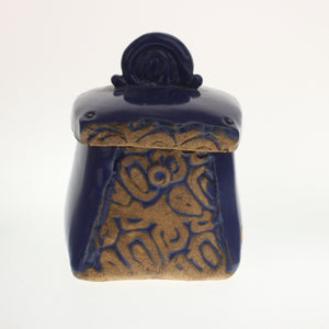 Miller - Cookie Jar Cobalt-Brown