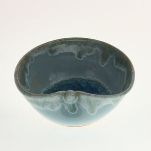 Miller - Shell With Pearl Bowl Baby Blue-Green