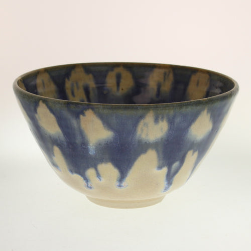 Ward - Bowl Cobalt-Cream