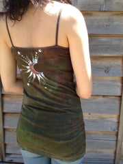 Batik Tree Tank Top - Batikwalla   - 3
