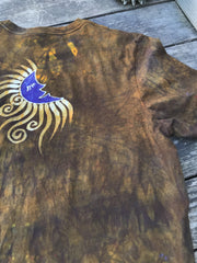 Sagacious Sun Sees Your Soul - Street Inspired Tshirt - Size XL