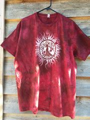Tree of Life Organic Batik Imperfect Tshirt - Batikwalla   - 2