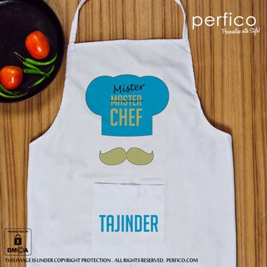 Kitchen Apron for Mister Chef