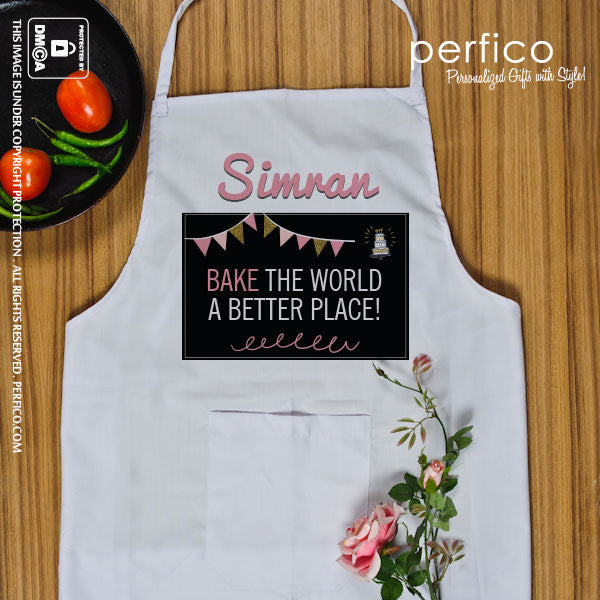 Personalised Funny Kitchen Aprons
