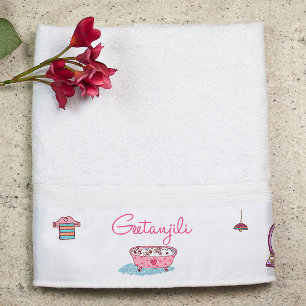 Towel for Girls