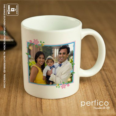 Coffee Mug with Personal Picture