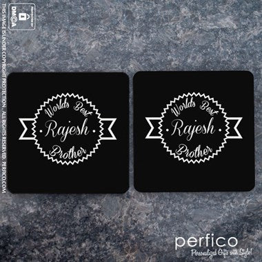 Affordable Personalized Coasters