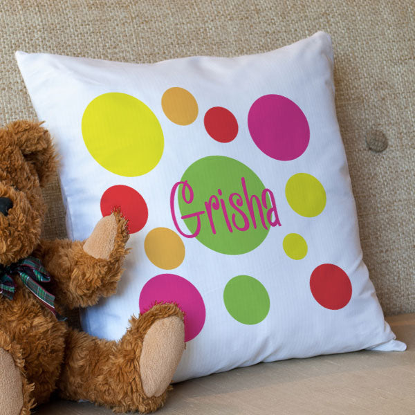 Personalized Luxury Cushion Cover