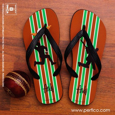 Man of the Match Flip Flops