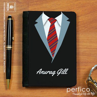 Mr Perfect Passport Holder and Cover