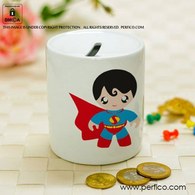 Piggy Bank for younger brother