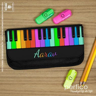 musical pencil case
