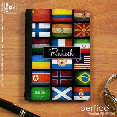Passport Holder and Cover for Traveller