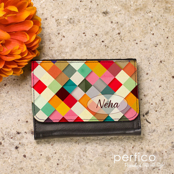 Personalized Wallet Gift of Girlfriend