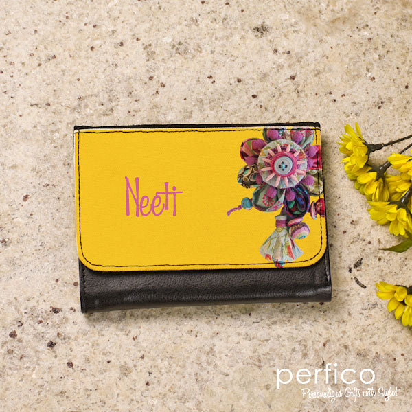 Personalized Wallet for Her