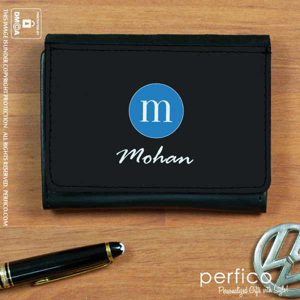 Personalized Wallets gift for dad