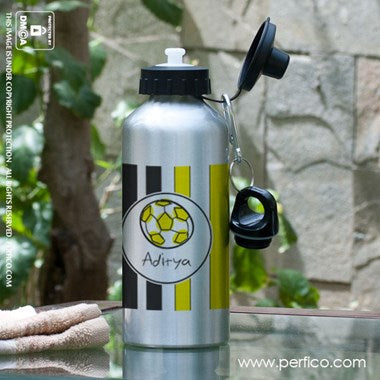 Soccer Water Bottles