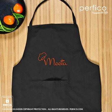 Master Chef Personalized Cloth Kitchen Apron for Her
