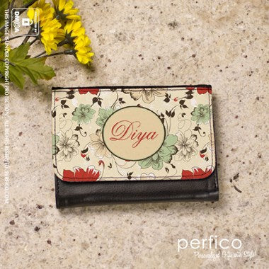 Fantasia Personalized Wallet for Women
