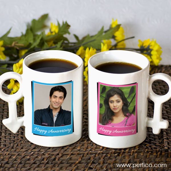 Anniversary Gift Ideas India - Couple Mug