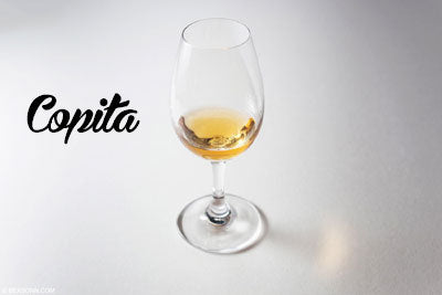 The Copita Whisky Nosing Glass
