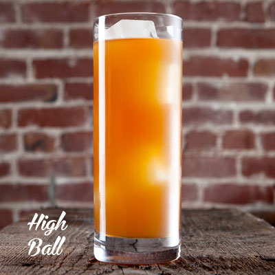 The Highball Cocktail Glass