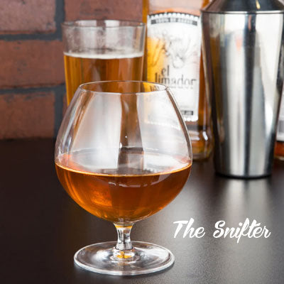 The Snifter Whisky Glass