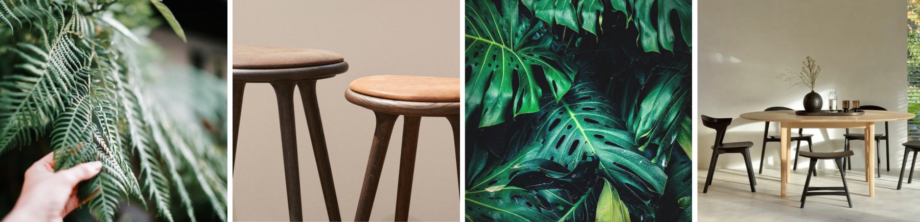 Mater | Sustainable Wood Furniture Seating