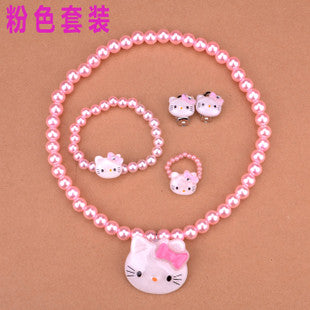 Hello Kitty Accessories Set