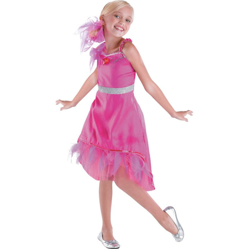 High School Musical 3 Sharpay Prom Deluxe Child Costume