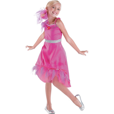 High School Musical 3 Sharpay Prom Deluxe Child Costume [new]