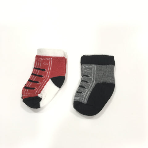 Boy Newborn Socks