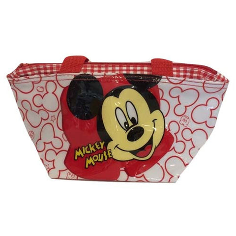 Red Mickey PVC Bag