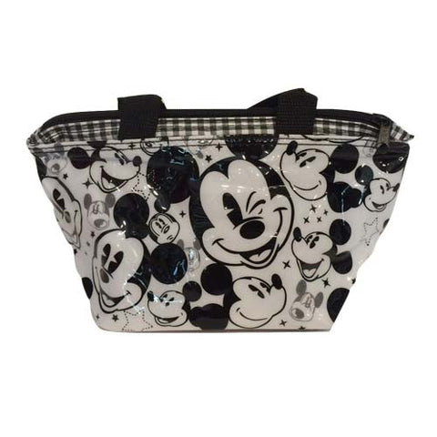 Black Mickey PVC Bag