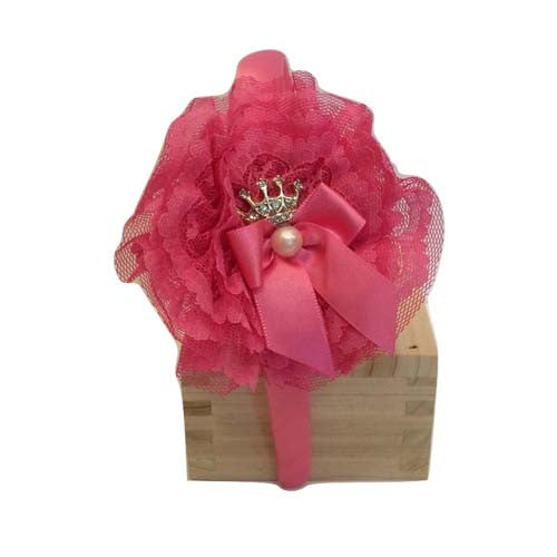 Crown Big Bow Hair Band