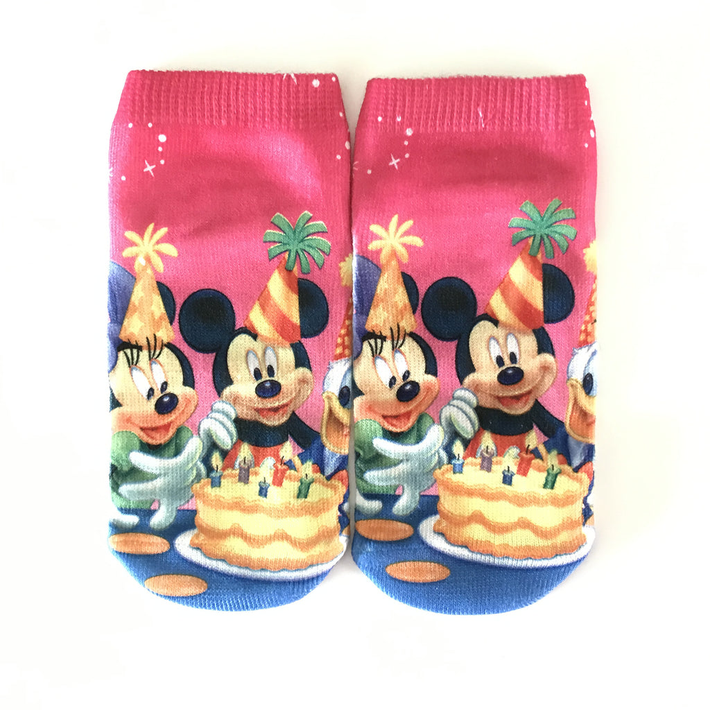 Minnie Child Socks