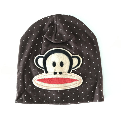 Paul Frank Beanie (Brown)
