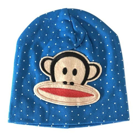 Paul Frank Beanie (Dark Blue)