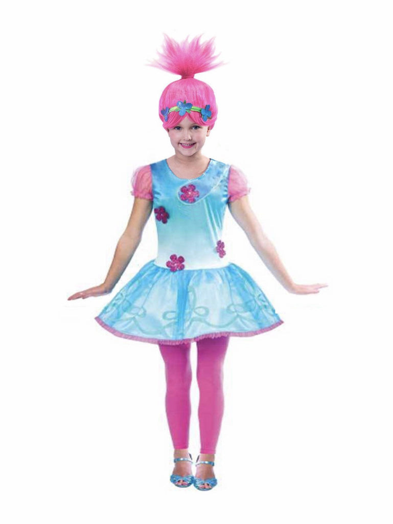 "Trolls ""Poppy"" Child Costume"