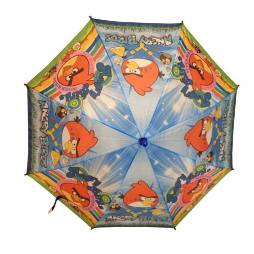 Angry Birds Kids Umbrella