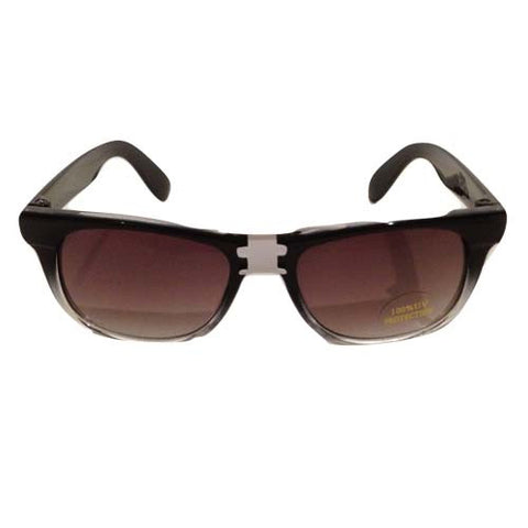 Duo tone sunglasses - Black